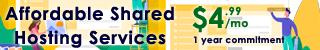 affordableSharedHost
