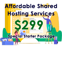 affordable shared host